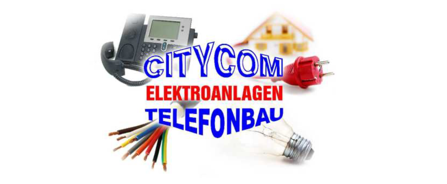 Citycom Elektroanlagen&Telefonbau